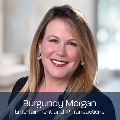 D. Burgundy Morgan