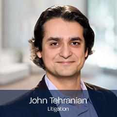 John Tehranian