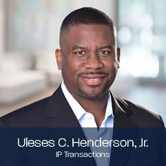 Uleses C. Henderson, Jr.